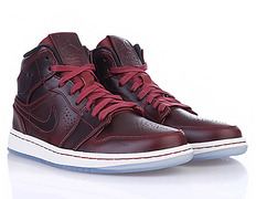 the latest fc930 39e60 ... release date air jordan 1 mid nouveau bordeaux 601 timred negro blanco  5d3a0 2e90d