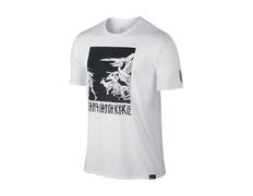 Nike Camiseta Kyrie Can t Catch Kyrie (100 blanco negro) eeb0b6a1a8e