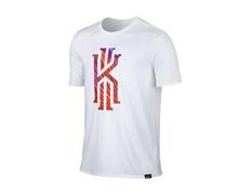 Nike Camiseta Kyrie SP6 (100 blanco multicolor) 79fb294acd1