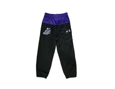 pretty nice 88d97 ac2aa Adidas NBA Pantalón Niño Fan Wear L.A Lakers (negro purpura)