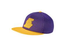 Adidas Originals Gorra L.A Lakers Cap Snapback (purpura amarillo) 4889e16effd