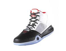 buy popular 89263 b6f6b Adidas D Rose 773 IV Junior (blanco negro rojo)