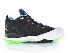the latest e9dc2 839e0 X Space Jam Negro Concord Blanco Zapatillas Zapatos Jordan CP3.