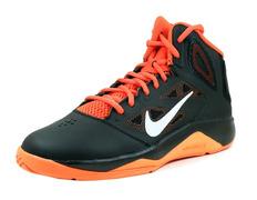 new product 53432 9d447 Nike Dual Fusion BB 2 Niñ  (GS) (004 negro naranja