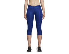 Adidas Alphaskin Sport 3 4 Tights Women s (Mystery ... 4c5929a1d59