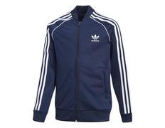 Adidas Originals Junior Superstar Track Top (navy) ecade8cea4d