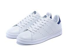 buy popular c7fc8 59ecc Adidas Originals Stan Smith (blanco marino)