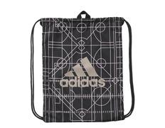 e23253c738b6 Adidas Sport DNA Gym Bag (black black vapour grey)