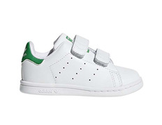 new arrivals d5e89 53790 Adidas Stan Smith I CF Infants Green