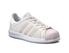 huge selection of fbc31 c273e Adidas Superstar Bounce (Purple Footwear White)