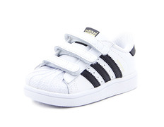 reputable site df3c7 f091f Adidas Superstar CF Infants