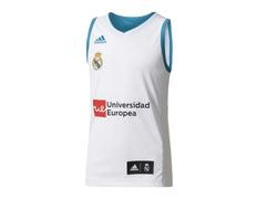Camiseta Niño Real Madrid Basket 2017/18 (1ª Equipación)