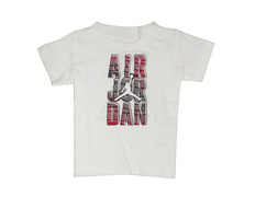 Jordan Air Reveal Tee Baby (White)