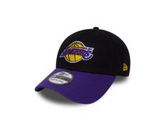 New Era Black Base Los Angeles Lakers 39THIRTY 175833fa9ff