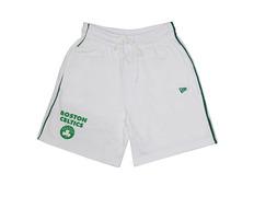New Era NBA Boston Celtics Stripe Piping Short f2458227a65