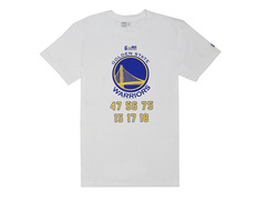 New Era NBA Team Champion Golden State Warriors Tee 7306b9f3f09