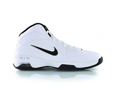 size 40 9c3ee 927c7 Nike Air Visi Pro III (100 blanco negro)