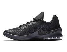Nike Jordan Ultra.Fly, Zapatillas de Baloncesto para Hombre, Negro (Black/Mtlc Hematite-Dark Grey), 45 EU