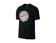 Nike Dry Basketball Upside Down Court Tee (010)