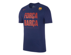 Nike Dry FC Barcelona Basketball T-Shirt (421)