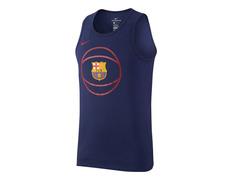 Nike Dry FC Barcelona Basketball Tank (421)