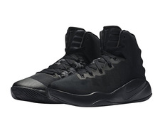 nike hyperdunk 2016 gs night (008 black anthracite)