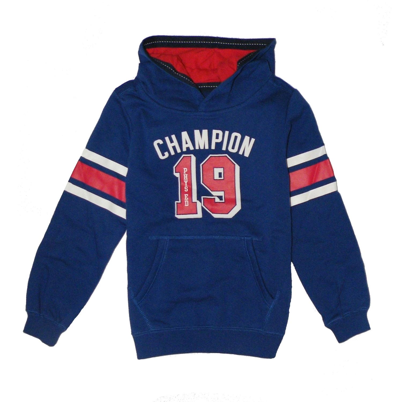 Sweatshirt Logo Champion 1919 Sudadera royalrojo Atlhetic Niño xCqwXn8tq