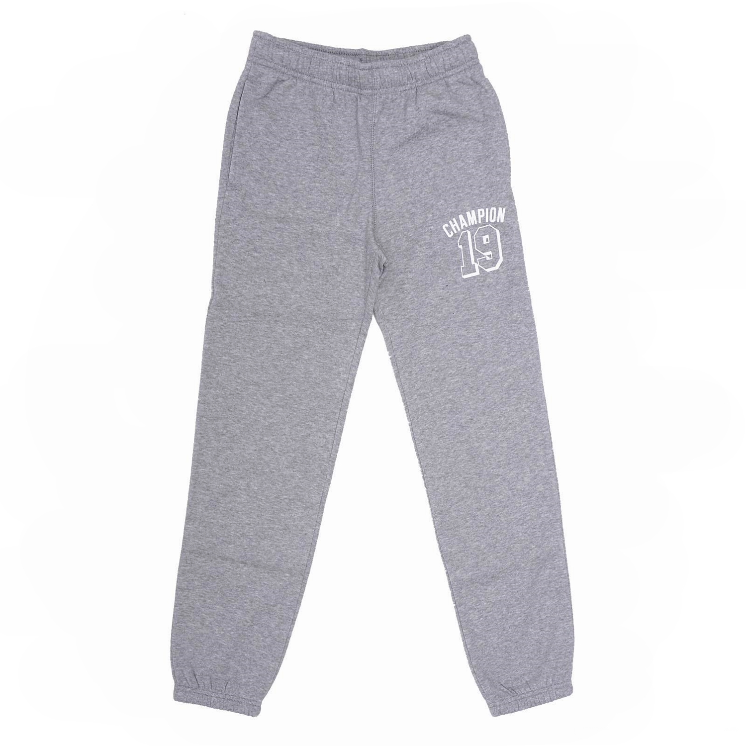 Pantalón Cuff 1919 grey Athletic Niño Champion Logo 6Rdqd