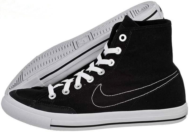 new concept 27c6e b9380 Lonas Nike Go Mid Canvas (negro)