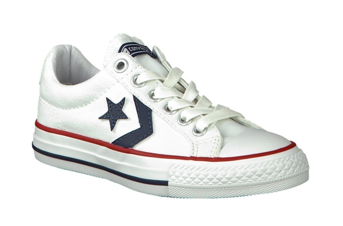 converse all star player azules