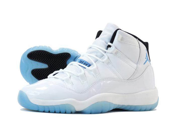 Air Jordan 11 azul
