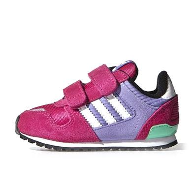 official photos 6f5d6 df1bb Adidas Original ZX 700 CF I (rosa blanco purpura)