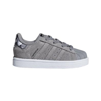 Adidas Originals Superstar El Infants Camo Solid Grey