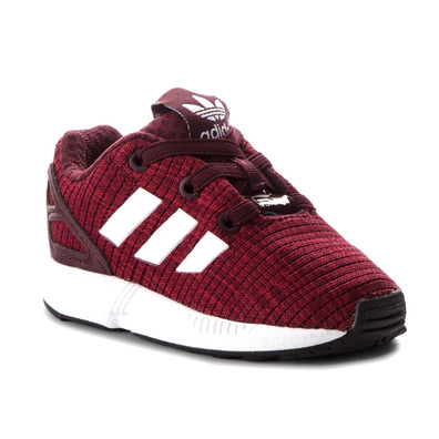 detailed pictures 94a70 ad6d3 ... coupon for adidas zx flux el infants red inferno 5f47f c7c1f