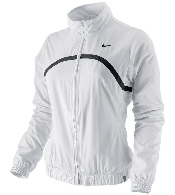 chaquetas nike blanco