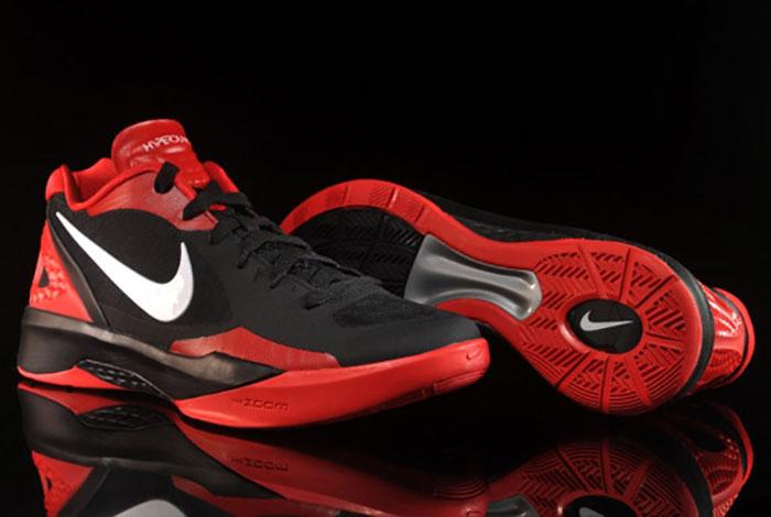 buy popular 34c7a 3c931 ... Nike Zoom Hyperdunk 2011 Low (002 negro rojo), ...