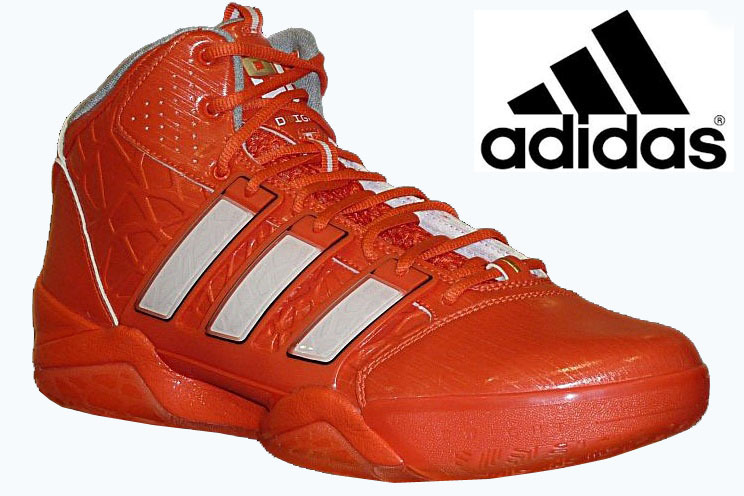 premium selection 84d5d 6f97e Adidas AdiPower Howard 2 Mi (naranjablanco)