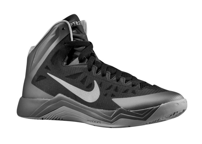 best service 398a8 f3294 ... reduced nike zoom hyperquickness night 001 negro gris 14b96 98bd9