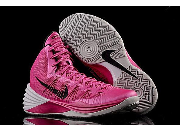 Nike Hyperdunk Rosas