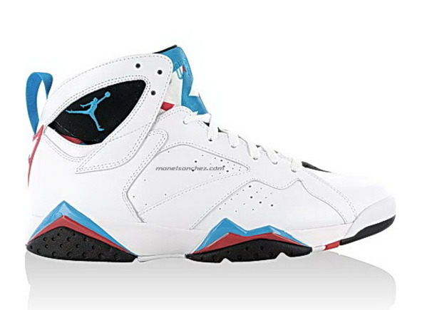 jordan azules con blanco