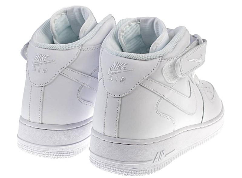 Laos Fuera hasta ahora  Zapatillas Nike Air Force 1 Mid '07 - manelsanchez.com