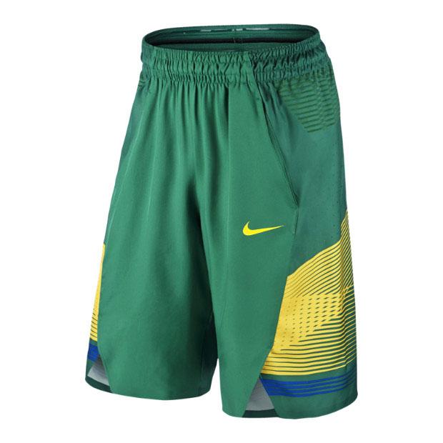 8fc78fd07 ... coupon code for short nike authentic brasil 302 verde amarillo 01c80  9f99c