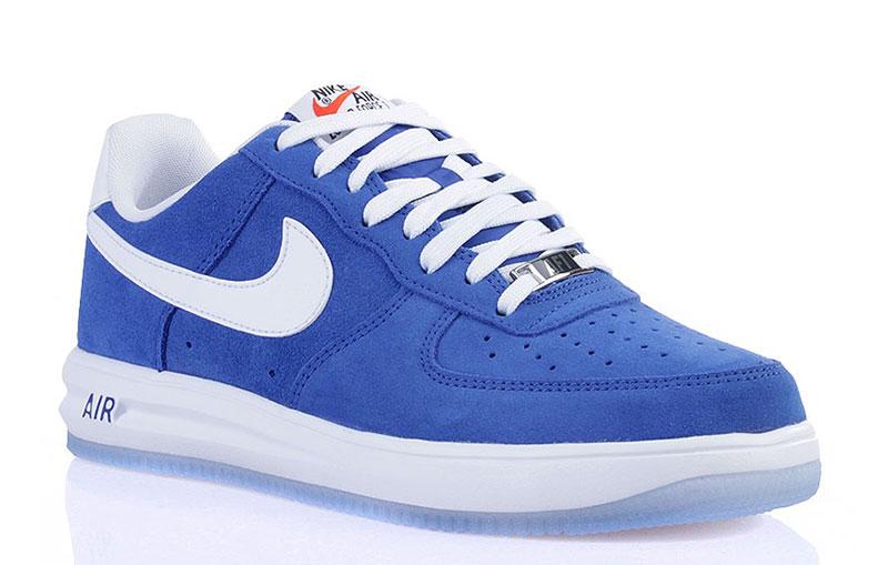 almohada Descripción Contratación  Nike Lunar Force 1 14 (400/azul/blanco) - manelsanchez.com