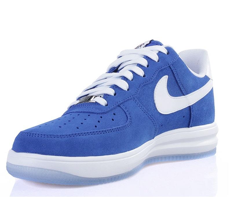 new styles 00e66 608e6 nike lunar force 1 azul
