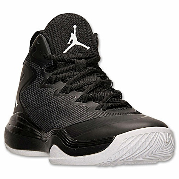 sports shoes a7550 c9a33 ... germany jordan super fly 3 night bg 003 negro blanco 8f81f 0d95e