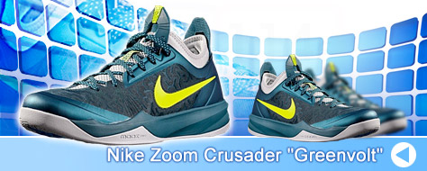 Nike Zoom Crusader - Greenvolt