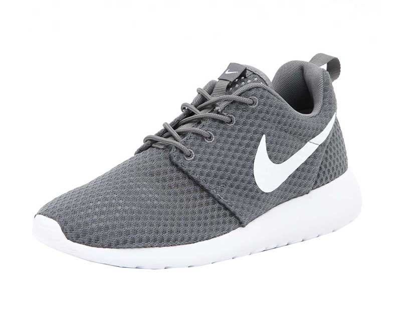 nike roshe run blancas y negras venta, Nike 718552 110