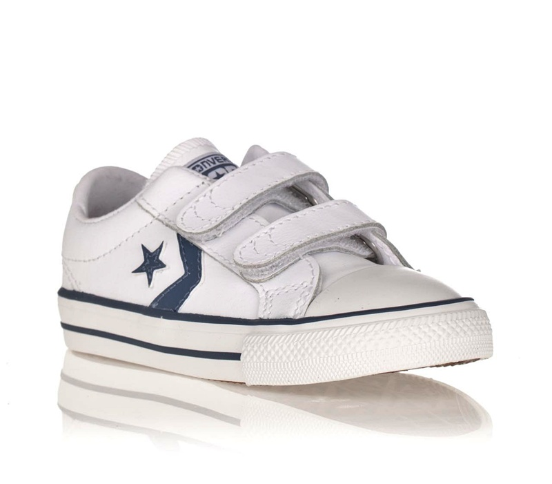 all star converse niño velcro