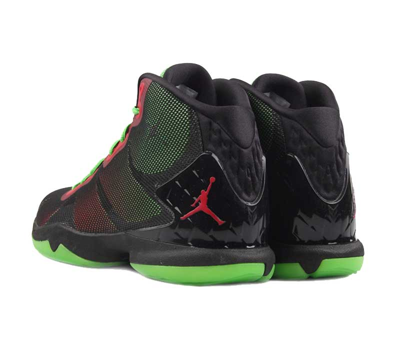 a07a3bb51f2ff7 ... ebay jordan superfly 4 blake griffin marvin the martian 006 black gym  red green pis red
