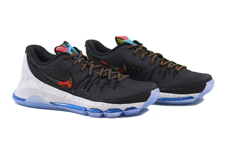 pretty nice be662 10699 ... bright 73655 17272 cheap kd 8 black history month 090 black multi color  47f4d 43a31 real murcia online hombre nike kd 8 elite kevin durant blanco  ...